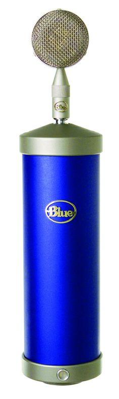 BLUE MICROPHONES Bottle w/ b6 - Micro lampe - Lampe pro | Woodbrass.com