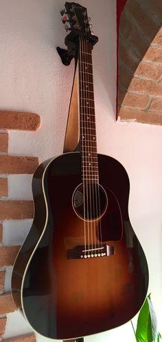 My Gibson J45 Standard