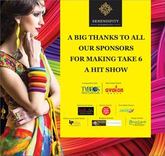 A big thanks to all our sponsors for making Take6 a hit show.. #betheredelhi