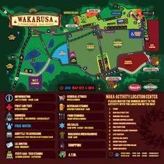 the map! - 2012
