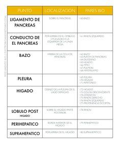 PUNTO LOCALIZACION PARES BIO LIGAMENTO DE PANCREAS SOBRE EL PANCREAS 160-BAZO CONDUCTO DE EL PANCREAS POR ARRIBA DE EL OMB...