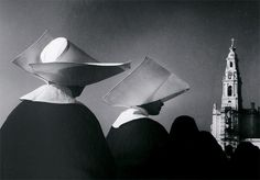 by Eduardo Gageiro, Fatima, Portugal, 1958 Photography Exhibition, Bw Photography, Fatima Portugal, History Of Portugal, Black And White Pictures, Shades Of Black, First Photo, Vintage Images, Great Photos
