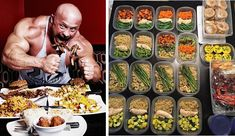 What to Eat and How Much When Bulking Up - For the Most Muscle Gains Gym Workout Chart, Gym Workouts, Bulk Up, Daily Health Tips, Food Charts, Gain Muscle, Healthy Lifestyle, Bodybuilding, Meals