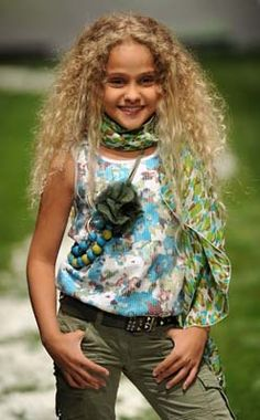 Children clothes military fashion style
