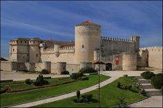 Castillo de Cuellar Segovia