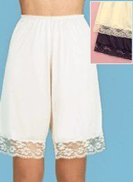 Culotte Slips, Color White, Size XL Carol Wright Gifts. $6.99