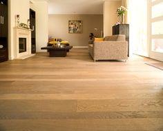 Eiken Vloer Solid Floor Lausanne