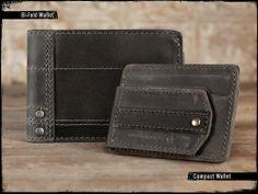 Leather Wallets, Guitar Pick Wallets by Anthology Gear Wear