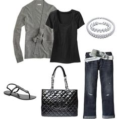 Casual and cute:)