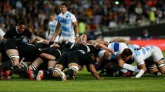 Argentina Los Pumas vs All Blacks Rugby in Buenos Aires All Blacks Rugby, Pumas, Argentina Rugby, Seven Network, South Africa Rugby, France Rugby, Rugby Games, Rugby Championship, Ireland Rugby