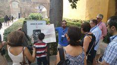 Visita guiada al Alcázar de Sevilla en una actividad exclusiva de GuiArte gracias a la colaboración con Nomad Garden en el que descubriremos la historia del Palacio y su vegetación. Conoceremos el Alcázar Vegetal.