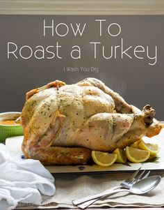 There are several ways to cook a turkey, and basically it doesn't matter how you do it, as long as you get the internal temperature up to 165 degrees F. But if you want the BEST turkey possible, follow these simple steps that I'm going to show you on How to Roast a Turkey. Over the years I have experimented with the different techniques of roasting a turkey, and I feel pretty confident that I've nailed down the best of the best. 1. Frozen is always fresher than Fresh. I know that ...