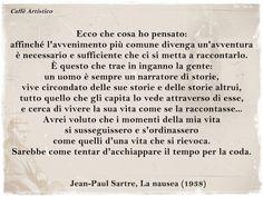 Sartre, La nause