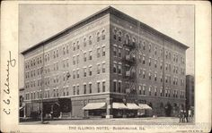 The Illinois Hotel Bloomington Bloomington Illinois, Central Illinois, Lincoln, Real Estate, Homes, Houses, Real Estates, Home, Computer Case