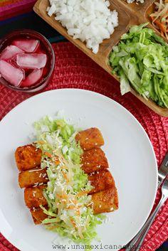 @UnaMexicanaenus Enchiladas rojas de pollo, una delicia que no puede faltar en esta temporada de fiestas Patrias.