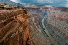 Colorado River and Grand Canyon, USA Wall Mural