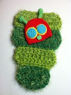 Very Hungry Caterpillar Hat and Cocoon. Doesn't get much cuter than this!! #penguinkids #veryhungrycaterpillar