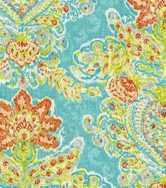 Dena Home Upholstery Fabric-Clear Cut Captri