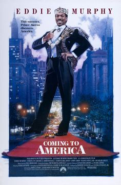 coming to america -El rey de Samudia
