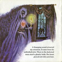 Walt Disney Presents The Haunted Mansion ©1970 - pg 16