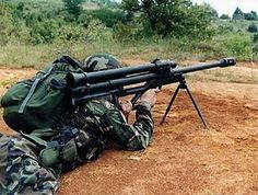 RT-20 Antimateriel Sniper Rifle