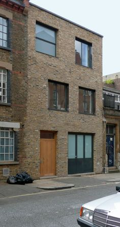 Finn Wilkie — Tony Fretton, House and Studio, London, 2009 ...