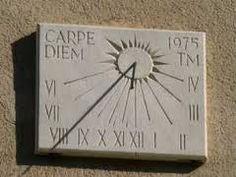 Cadran solaire de Mirabeau.
