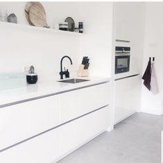 Kitchen Room Design, Home Decor Kitchen, Kitchen Furniture, Kitchen Interior, Home Interior Design, Home Kitchens, Küchen Design, House Design, New Home Designs