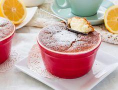 Лимонное суфле, ссылка на рецепт - https://recase.org/limonnoe-sufle/  #Вегетарианскиерецепты #Десерты #Рецептыдлядетей #блюдо #кухня #пища #рецепты #кулинария #еда #блюда #food #cook
