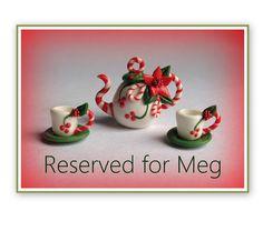 Reserved Listing for Meg