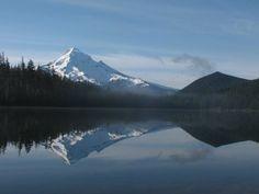 Mt. Hood and Lost Lake