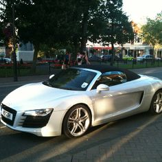 Parked oh so casually in Lytham