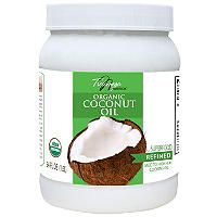 Tresomega Nutrition Organic Refined Coconut Oil (54 oz.) - Sam's Club