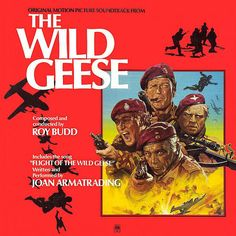 Roy Budd - The Wild Geese (Original Motion Picture Soundtrack): buy LP at Discogs