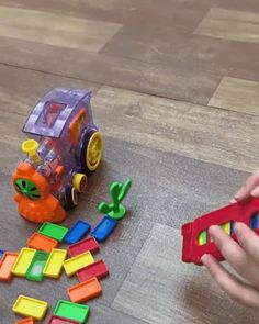 Develop Kid's Fine Motor Skills Perfect for toddler's color recognition, hand-eye coordination ability and great for fine motor skills. Kids can use the b Cool Gifts, Best Gifts, Creative Toys For Kids, Ideal Toys, Stacking Toys, Old Toys, Jouer, Fine Motor Skills, Parenting Tips