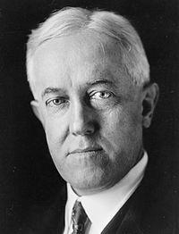John W. Davis ran agenst Calvin Coolidge.