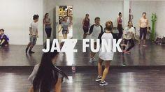 Clase de Jazz Funk Martes de 17:30 a 19:00h