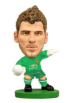 Soccerstarz Man Utd David De Gea Home Kit 2015 Version Toy Football Figures >>> Find out more about the great product at the image link.Note:It is affiliate link to Amazon. #ootd