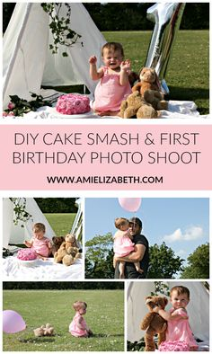 DIY Summer Cake Smash / First Birthday Photo shoot Uk Lifestyle, 1st Birthday Photos, Summer Cakes, Summer Diy, Cake Smash, Baby Photos, First Birthdays, Photo Shoot, Dog Lovers