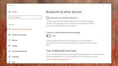 """Bluetooth """"Quick Pair"""" Is Coming To Windows 10 With RS4  #news"""