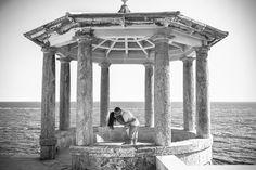 e-session, fotografía pre boda en S'Agaró y Peratallada