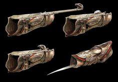 Hookblade - Characters & Art - Assassin's Creed: Revelations