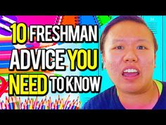 Freshman Advice You NEED To Know Before Going Back To High School! | IreneLoc - YouTube https://youtu.be/REMijKxTHto freshman advice,freshman advice high school,freshman advice for girls,freshman advice and tips,back to school,school diy,school tips,high school,high school problems,school you,school routine,high school you vs child you,high school tips,high school advice,beauty,upload,upload today