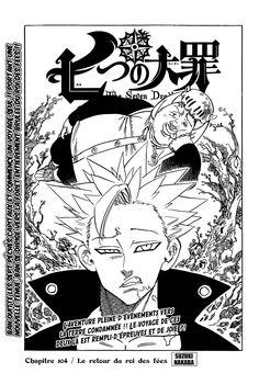 Nanatsu no Taizai • Lecture en ligne du chapitre 104 Page 1
