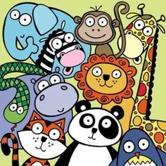 This Zoo Theme page includes preschool lesson plans, activities and Interest Learning Center ideas for your Preschool Classroom!