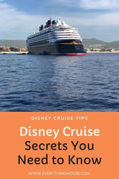 Sailing on a Disney Cruise? Here is the ultimate guide for your Disney Dream, Fantasy, Magic or Wonder Cruise. Get the tips direct from a Disney Cruise expert.