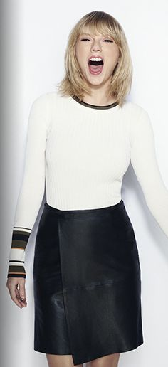Taylor Swift Web | Taylor Swift NOW Photoshoot (x)