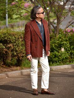 ウエアを購入する際にはカッコ良さより合わせやすさに重点を置くことが必要でございます。例えばセール品のカッコ良いテーラードジャケットでもあっても、他のアイテムと合わせにくいことが予想される場合は購入すべきではありません。 Mens Fashion, Color, Style, Moda Masculina, Swag, Man Fashion, Colour, Fashion Men, Men's Fashion Styles