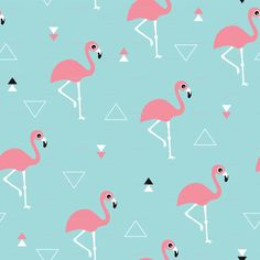 flamingo bay patterns - Google Search