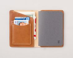 Pocket Journal Wallet - Horween® Rio Latigo